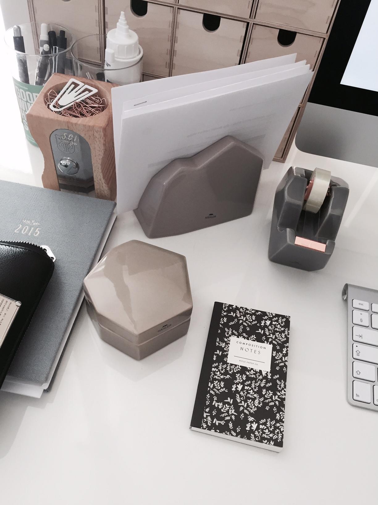 KÄHLER OFFICINA ask med lock - När design är som bäst!
