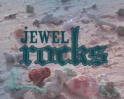 Armband (ljusblå med silver) från Jewel Rocks