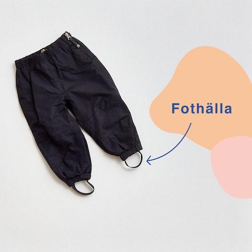 Fothällor - 2 st