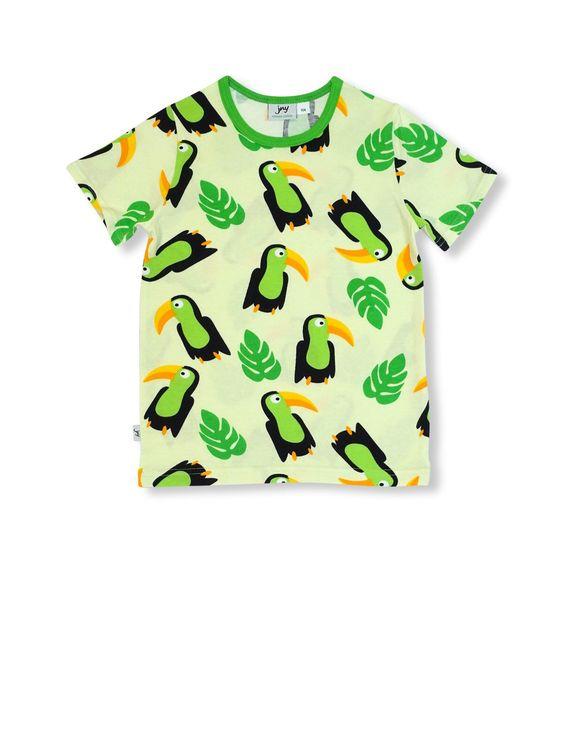 T-skjorte - Aloha Tucan