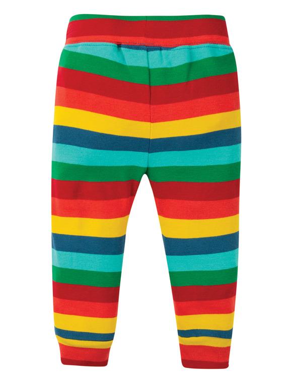 Favorite cuffed legging - regnbue