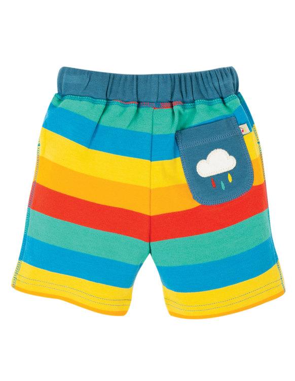 Little Stripy Shorts