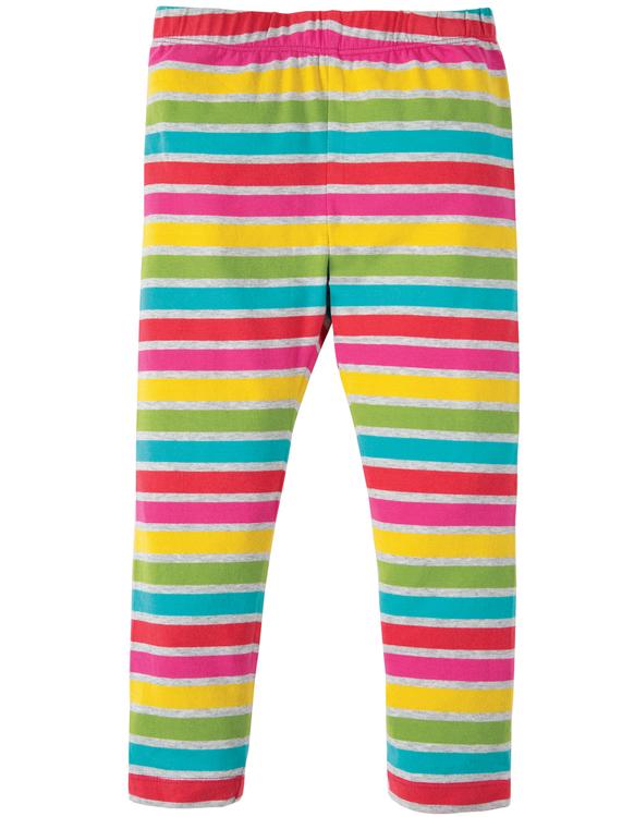 Libby Striped leggings