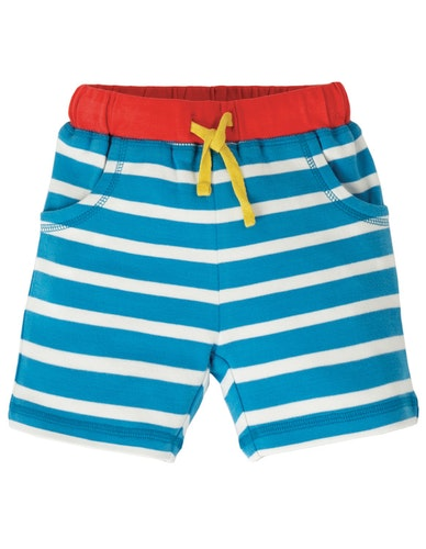 Little Stripy Shorts, Motosu Blue Stripe