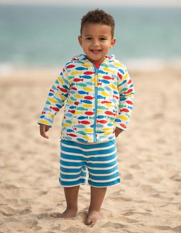 Little Stripy Shorts, Motosu Blue Stripe