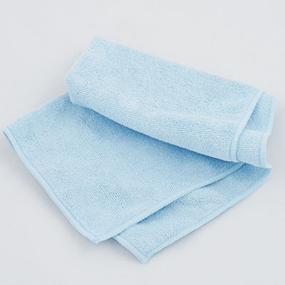 Mikrofiberduk - blå