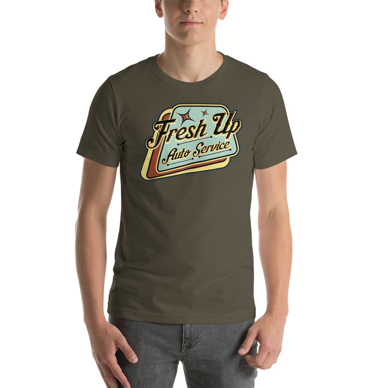 Fresh Up T-Shirt