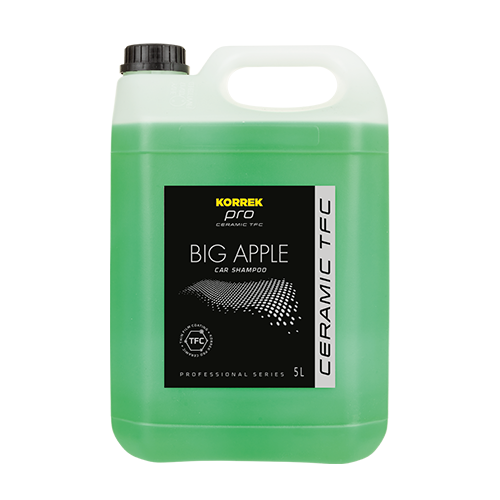 Korrek Pro Ceramic TFC Big Apple bilschampo 5 Liter