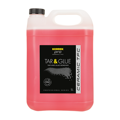 KORREK Pro Ceramic TFC ™ Tar & Glue Remover 5 liter