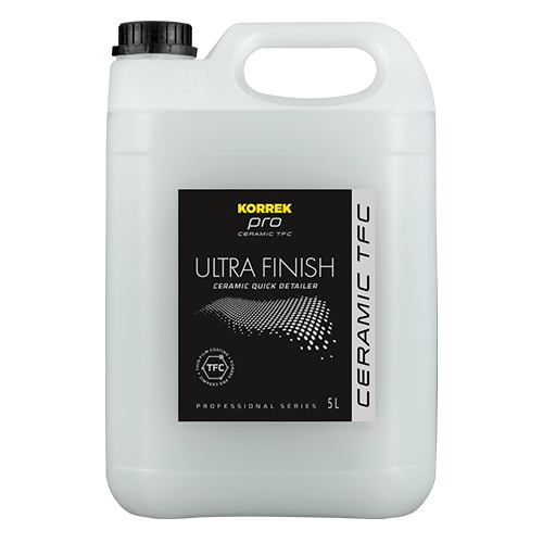 KORREK Pro Ceramic TFC ™ Ultra Finish