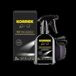KORREK Pro Ceramic TFC ™ Polymatrix keramisk lackskydd