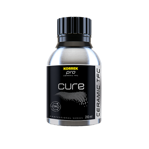 CORRECT Pro Ceramic TFC ™ Cure lackskydd