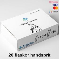 Handspritpaketet XL