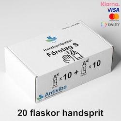 Handspritpaket Företag S