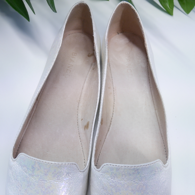 Ballerinasko Bianco, Stl 37