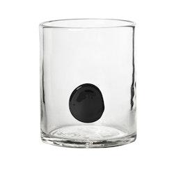 SIENNA GLAS, svart