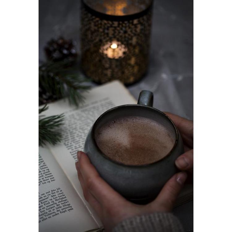 AMERA, kopp med fat grå