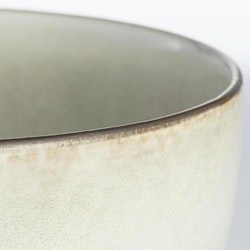 AMERA skål, 12 cm white sand