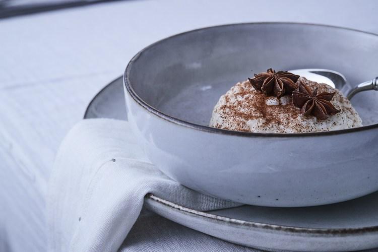 AMERA, assiett white sand