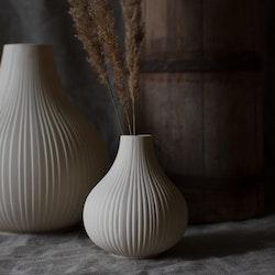 EKENÄS, stor beige keramikvas