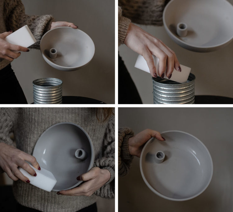 RENGÖRINGSSVAMP, tvättsvamp till matt keramik