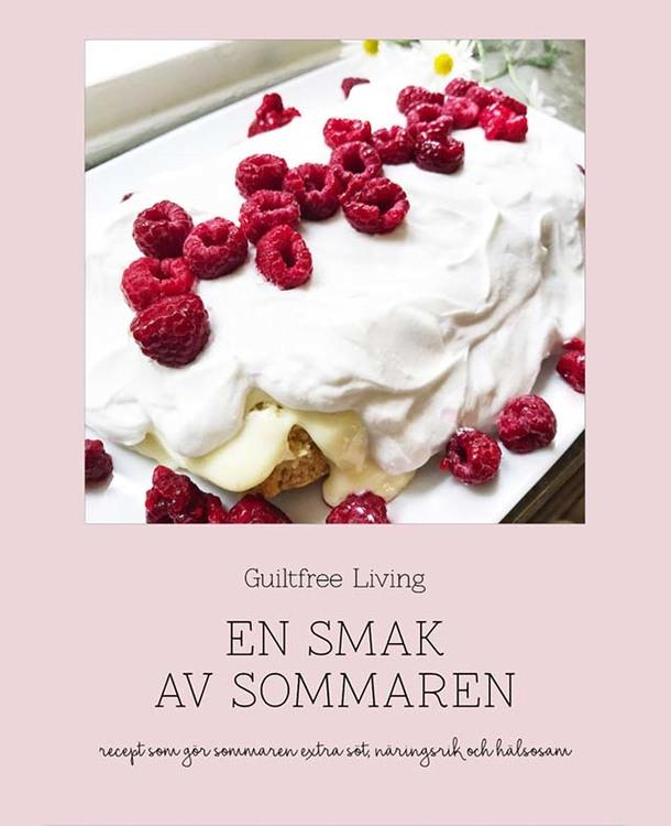 """Receptbok PDF """"En Smak Av Sommaren"""" av GuiltfreeLiving"""