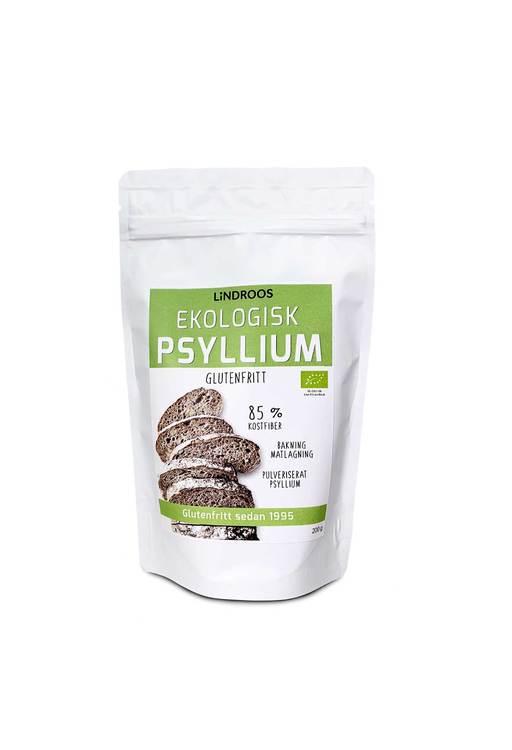 Ekologisk Psyllium - Pulveriserad (Celiakiförbundet)