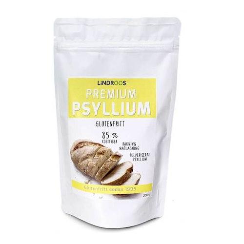 Premium Psyllium - Pulveriserad (Celiakiförbundet)