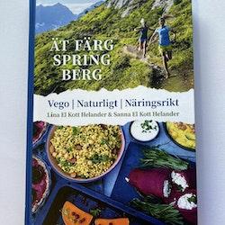 Ät Färg Spring Berg - Receptbok