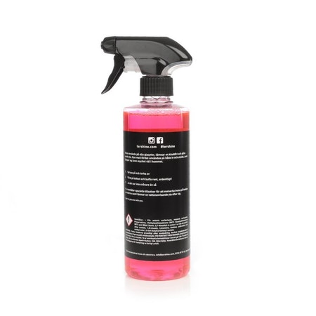 Vision + - Glass Cleaner glass coating