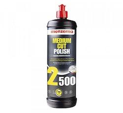 Menzerna Medium Polish 2500, Rubbing / Polishing (1 steg)