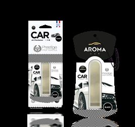 Aroma Car Prestige Drop Control Black