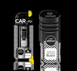 Aroma Car Prestige Vent Black