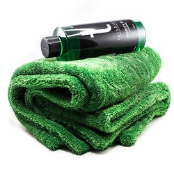 Drying Towel big green