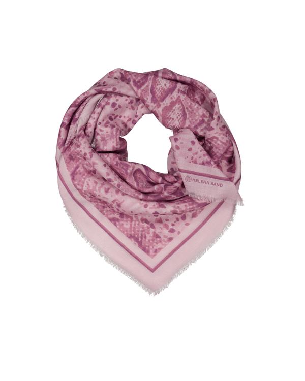 HELENA SAND Light & warm soft wool scarf - Mjuk ullsjal av finaste kvalitet
