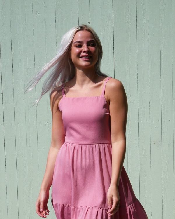 Penelope dress  Soft pink