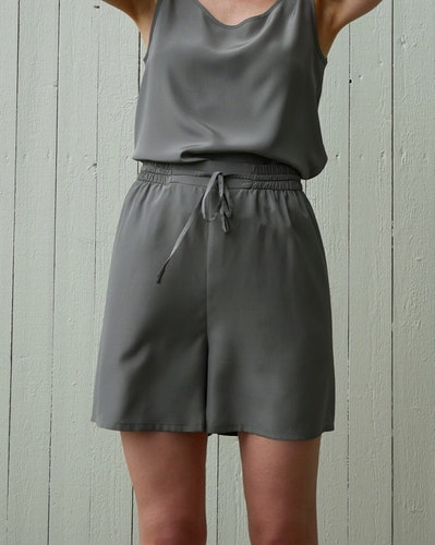 Reily shorts Pine green