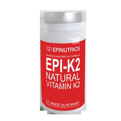 EPI-K2 vitamin