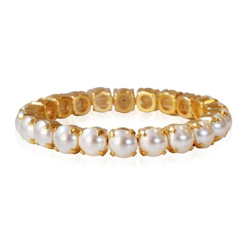Gia Armband Pearl