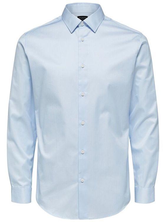 Slim Shirt Pelle