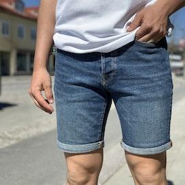 Jeansshorts Medium Blue Denim