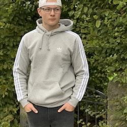 Adidas Hoodie Ljusgrå
