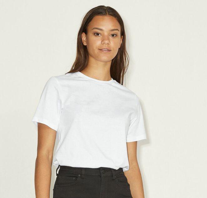 JXANNA T-shirt Vit