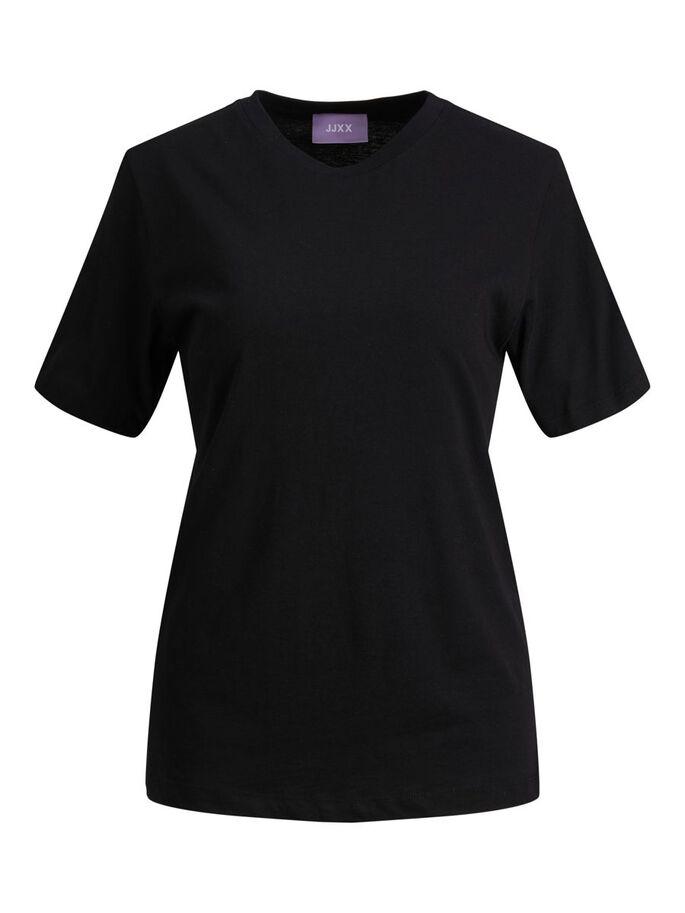 JXANNA T-shirt Svart