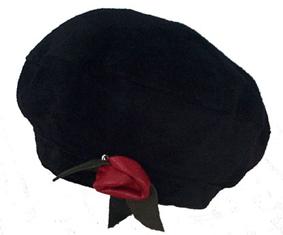 Rosenbasker i mocka. XLarge 62 cm