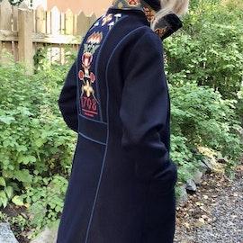 Amorosa Vadmalsjacka Nr 788 /XSmall