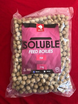 SOLUBLE FEED BOILIES