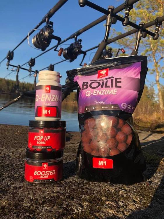Q-ENZYME BOILIES