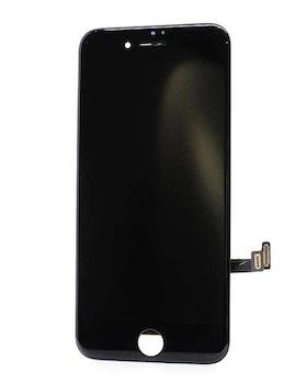 iPhone 7 Display (Svart)