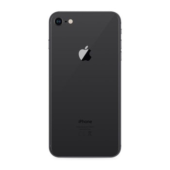 iPhone 8 64 GB (Svart)